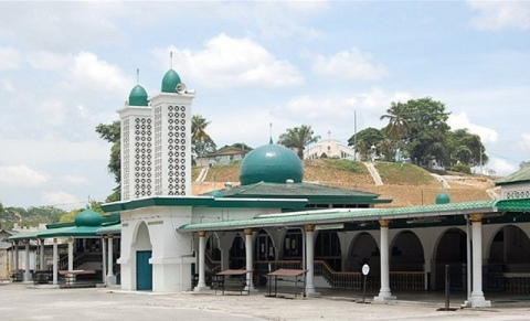 masjid Nurul Iman Pekan Rawang