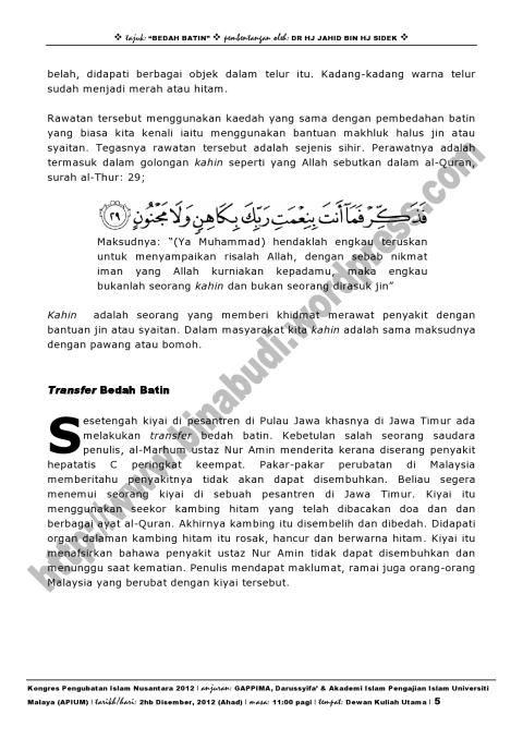 Bedah Batin ms5