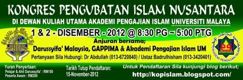 Kongress Pengubatan Islam Nusantara